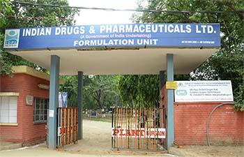 Indian Drugs & Pharmaceuticals Ltd